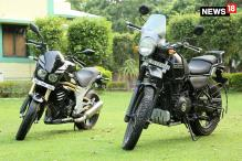 Royal Enfield Himalayan vs Mahindra Mojo: A Comparison of Champions