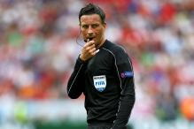 Mark Clattenburg to Referee Portugal-France Euro 2016 Final