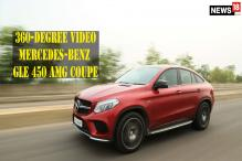 Mercedes-Benz GLE 450 AMG Coupe Interiors Reviewed in 360-Degree