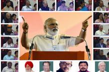 Modi's New 19: Average Age 57; All But 3 Are Graduates or Post Graduates