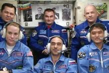 Three Astronauts Join Expedition 48 Crew Aboard ISS