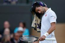 Saved by the Rain, Novak Djokovic's Hopes Hanging by a Thread