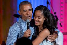 Obama Celebrates US Military, Daughter's 18th Birthday