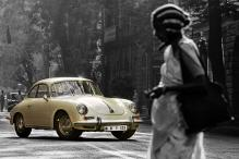 A Heart-Warming Love Affair of a Classic Porsche and a Man in Mumbai