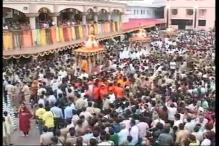Annual Rath Yatra Begins in Odisha, Over 10 Lakh Expected