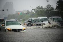 225 Missing in China Rains; 2.5 Lakh People Trapped