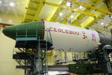 Russia Launches Cargo Ship Towards the Space Station