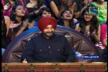 Watch: When Kapil Sharma Pulled Navjot Singh Sidhu's Leg Over Quitting BJP