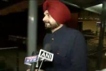 Navjot Singh Sidhu Tight-lipped on Question of Joining AAP