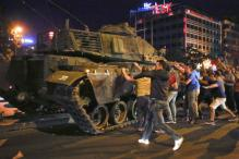 Turkish Pro-Coup Soldiers Surrender on Istanbul Bridge: Reports