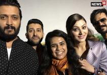 Up, Close And Personal With 'Great Grand Masti' Cast