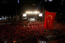 General Denies Planning Turkey Coup, Nearly 9,000 Officials Sacked
