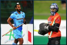 Sreejesh Replaces Sardar As Captain of India's Hockey Squad for Rio