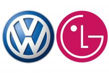 Volkswagen and LG to Collaborate on a Connected Car Platform