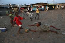 Infrastructure No Bar - For These Kids in Africa, Football is Passion