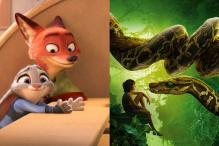 'Zootopia' To 'The Jungle Book': 5 Best Animation Films So Far