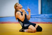 From Bullying Victim, Argentine Wrestler Seeks Olympic Gold