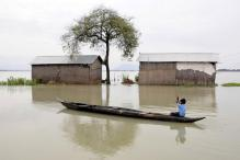 Flood Situation Worsens in Assam, More Than 1.75 Lakh People Affected