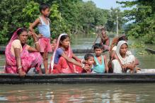 Flood Situation Improves in Assam, Many Still Affected
