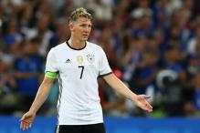 Bastian Schweinsteiger Retires From International Football