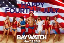 Finally! A 'Baywatch' Poster Featuring Priyanka Chopra