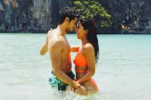 Katrina, Sidharth Turn Up The Heat In This New Still Of 'Baar Baar Dekho'
