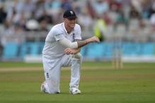 England's Ben Stokes Goes Off Injured on Day 4 at Old Trafford