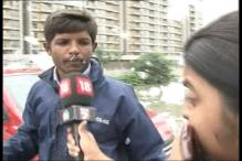 Watch: Heavy Rains in Bengaluru Result in Waterlogging