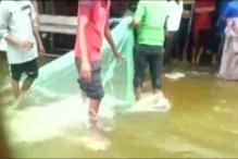 Heavy Rains Pound Bengaluru