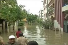 Watch: Water Gushes Into Shops, Houses in Bengaluru