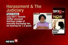 Are Cases of Sexual Harassment in Judiciary Being Brushed Aside?