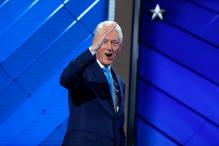 Under Pressure, Donald Trump Turns Attention Back to Bill Clinton
