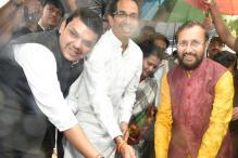 Shiv Sena Ends Suspense Over BJP Alliance, To Contest Civic Polls Alone