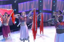 This Viral Dance Routine On A US Reality Show Received Flak For Stereotyping Bollywood