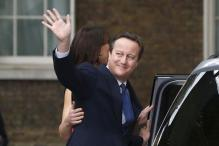 David Cameron Leaves Office Wishing UK 'Continued Success'