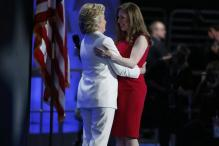 I'm Voting for my Mother, a Fighter Who Never Gives up: Chelsea Clinton