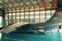 China Inducts its Largest Homegrown Military Transport Plane