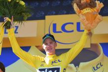 Chris Froome Wins Third Tour de France