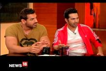 John Abraham, Varun Dhawan Share Their 'Dishoom' Experience