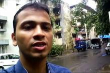 Watch: Bad State of 2 Potholed Mumbai Roads