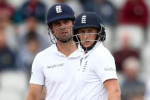 Alastair Cook Glad to Get 'Carried Along' with Joe Root