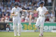 2nd Test: Root, Cook Tons Take England to 314/4 on Day 1