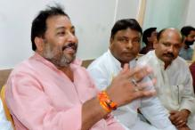 Police Raid Dayashankar Singh's Residence, Suspended BJP Leader Not Traceable