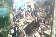 Maharashtra: Building Collapses in Bhiwandi, 8 Dead