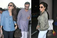 Deepika Looks Effortlessly Chic, Saif-Kareena Make A Stylish Couple