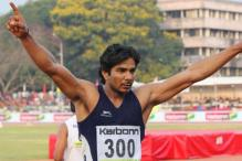 Rio-Bound Dharambir not Overawed by Bolt's Presence in 200m