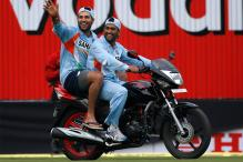 At 35, Mahendra Singh Dhoni Hasn't Given up on His Love for Bikes