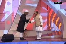 Digvijaya Under Fire for Sharing Stage With Zakir Naik in 2012