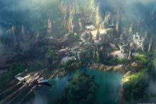 Sneak Peek: Disney's 'Star Wars' Theme Park Looks So Dreamy