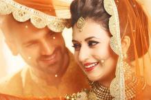 Divyanka-Vivek Make A Royal Couple In Their Pre-Wedding Photoshoot